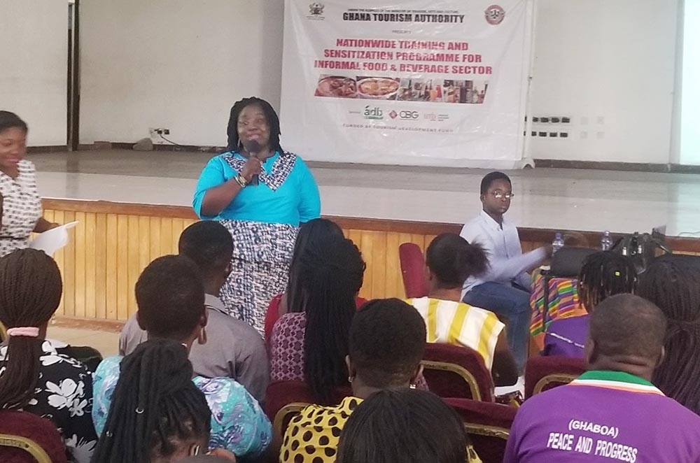 Kumasi Technical University (KsTU) Spearheads A Nationwide Sensitisation for Food Handlers