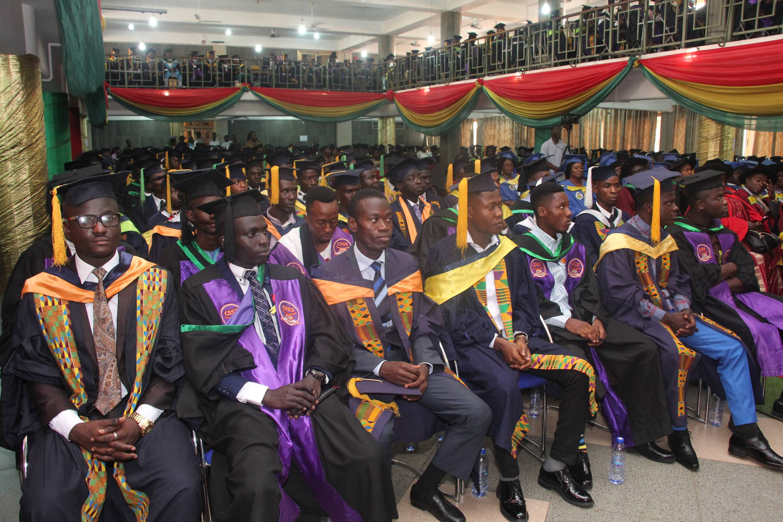 Kumasi Technical University Holds 15th Congregation