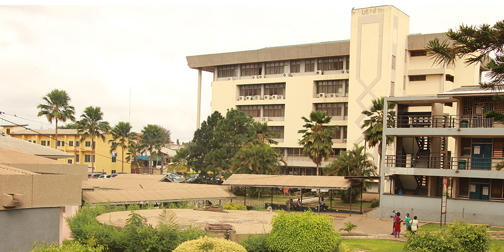 Making the University Proud – On your Elevation as a Fellow, Ghana Institute of Surveyors