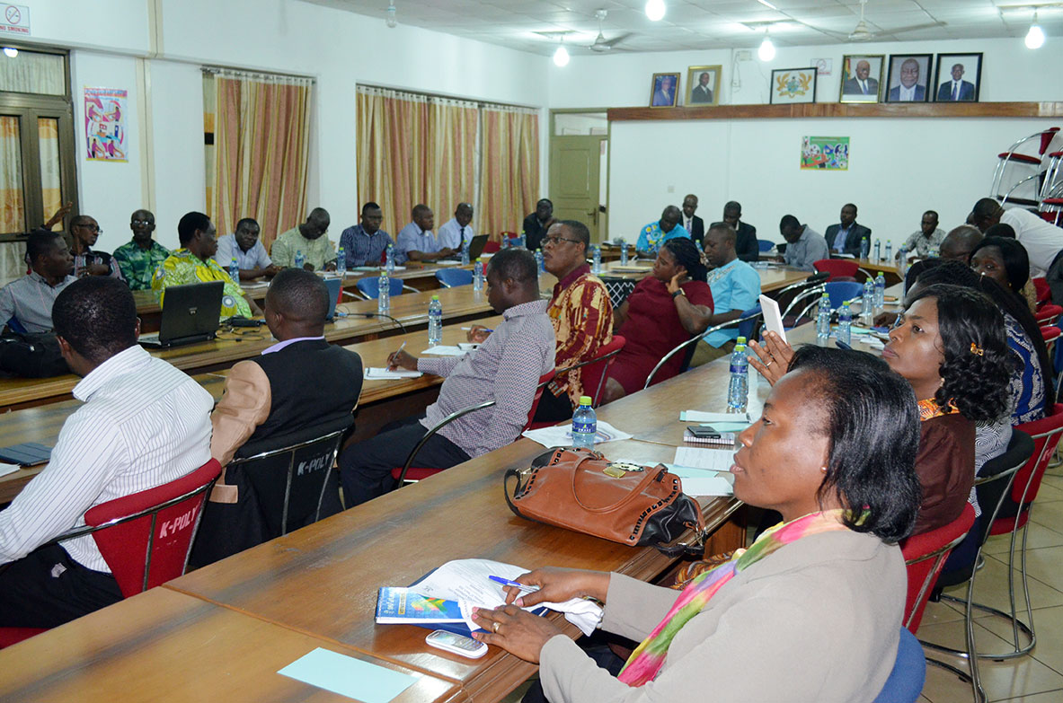 Pass Organises a Two-Day Sensitisation And Capacity Building Workshop