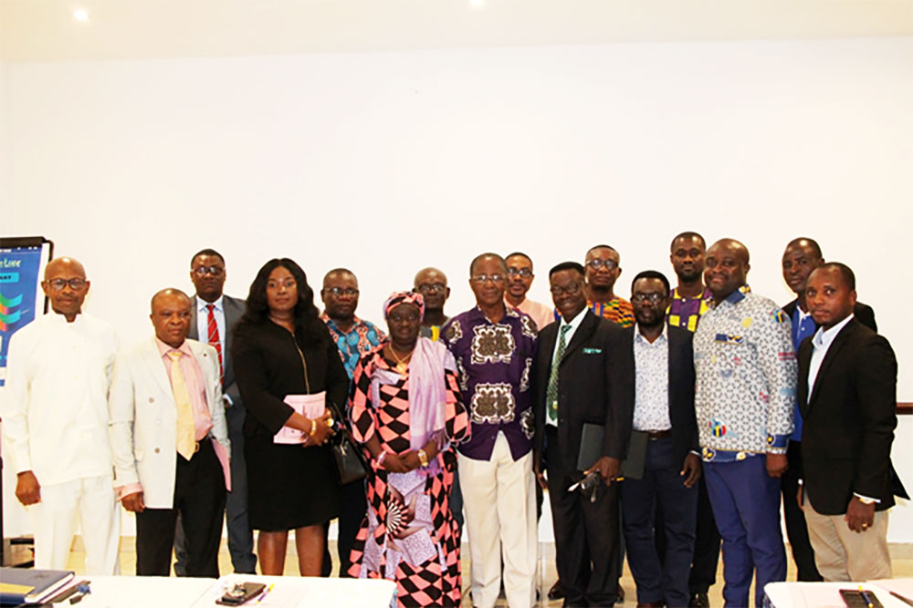 The Governing Council of KsTU Sharpens Governance Skills