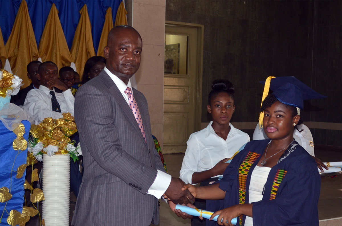IDCE of Kumasi Technical University (KsTU) holds its 3rd Graduation