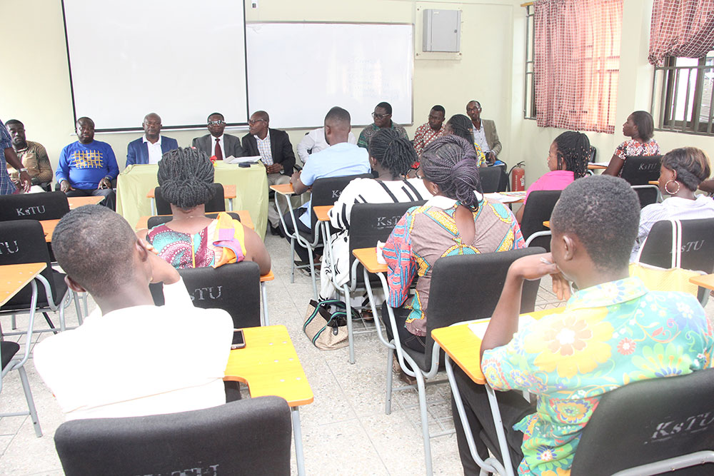 Kumasi Technical University (KsTU) to Train Artisans under Special Programme by COTVET