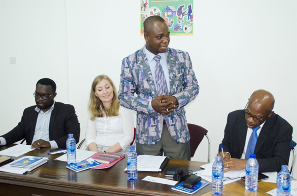 Partnership for Applied Sciences Project Outdoored in KsTU