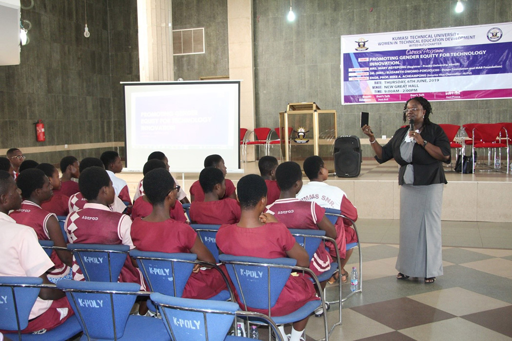 Women In Technical Education Development Organises Workshop For Schools