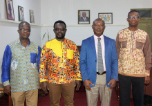 Kumasi Technical University (KsTU) Gets New Officers