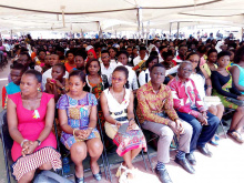 KsTU Matriculates Fresh Students